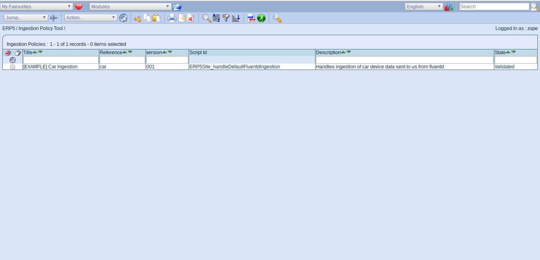 Page web - Getting Wendelin | Nexedi ERP5
